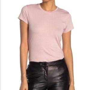 Vince t shirt blossom size L NWT